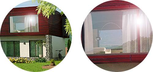 Визуализация проектов и домов